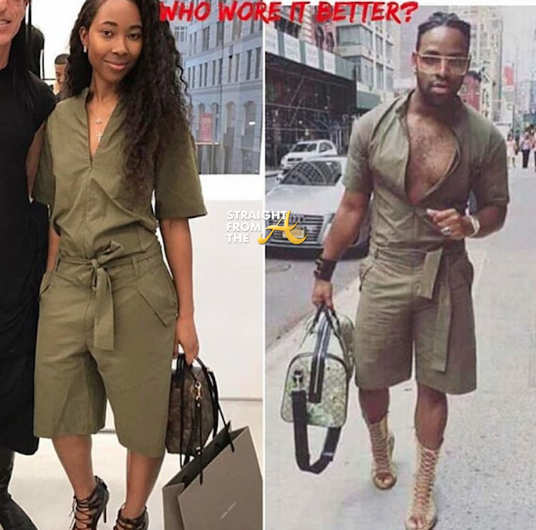 19db02ad8660 What are your thoughts on the whole male romper RompHim fashion trend