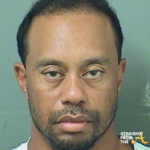 "Mugshot Mania: Tiger Woods Arrested For ""Suspicion"" of DUI…"