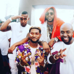 Usher & 2Chainz Get Wet & Wild At Vegas Pool Party… (PHOTOS + VIDEO)