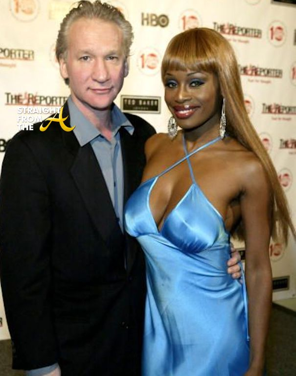 maher black girls personals It is quite telling that wayne brady, a successful black man, would call out bill maher for dating attractive black women it reeks of insecurity, and he is putting down these women for having dated a successful white man.