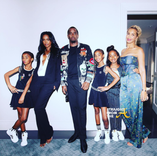 diddy and kids 2017 - photo #13