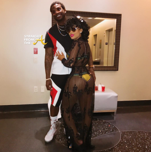 BET Reveals Title & Premiere Date For Gucci Mane & Keyshia Ka'oir Wedding Special…