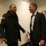 WATCH THIS! Did Barack Obama Leak Sex of Beyonce & Jay-Z's Twins? (VIDEO)