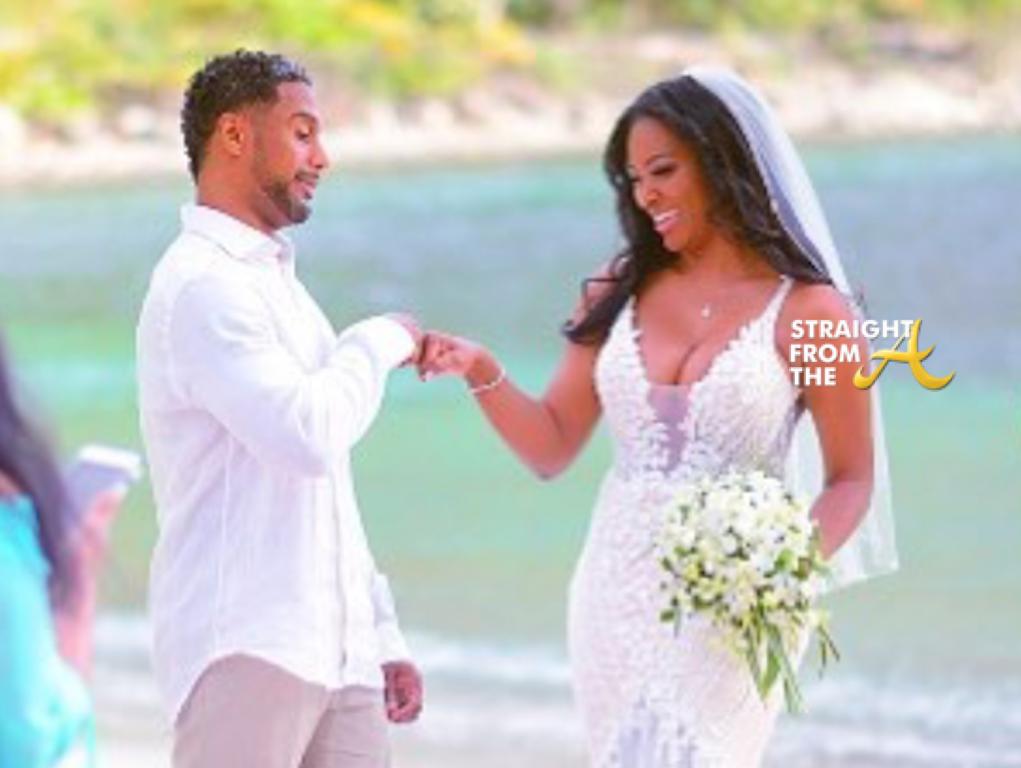 If You Care: #RHOA Kenya Moore's 'Husband' Revealed