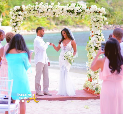 If You Care: #RHOA Kenya Moore's 'Husband' Revealed… (PHOTOS)