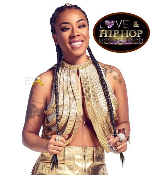 Keyshia Cole Joins 4th Season of 'Love & Hip Hop Hollywood'… (FULL CAST DETAILS)