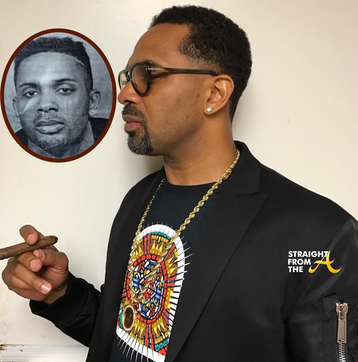 epps divorced singles Comedian mike epps is officially divorced and it is mike epps is officially a single a judge just signed off on his divorce from mechelle mccain epps.