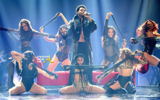 In The Tweets: Trey Songz Dragged For #BETAwards Performance… (VIDEO)