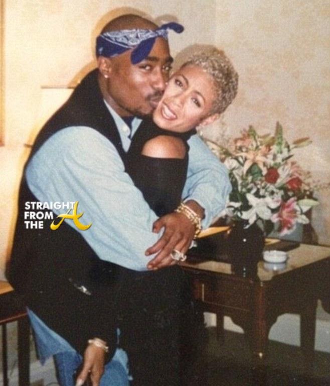 Tupac Shakur Jada Pinkett 12