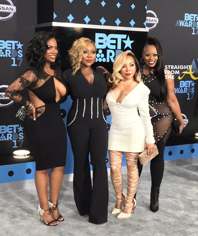 Xscape Reunites On Betawards Stage After 18 Years
