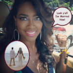 #RHOA Kenya Moore Confirms Marriage via Instagram… (Let's All Play Along)