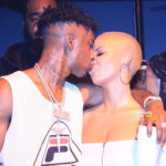 Boo'd Up: Amber Rose & 21 Savage Party in Atlanta… (PHOTOS)