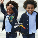 BOOKED! Baby Future Lands 'GAP Kids' Campaign… (PHOTOS)