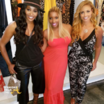 SPOTTED: Atlanta & Potomac 'Housewives' Party At Nene Leakes' SWAGG Boutique… (PHOTOS)