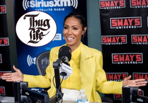 Thug Life!! Jada Pinkett-Smith Reveals She Was A Drug Dealer When She Met Tupac… (VIDEO)