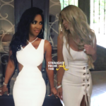 What's Beef? Kenya Moore vs. Kim Zolciak-Biermann (and Brielle)…