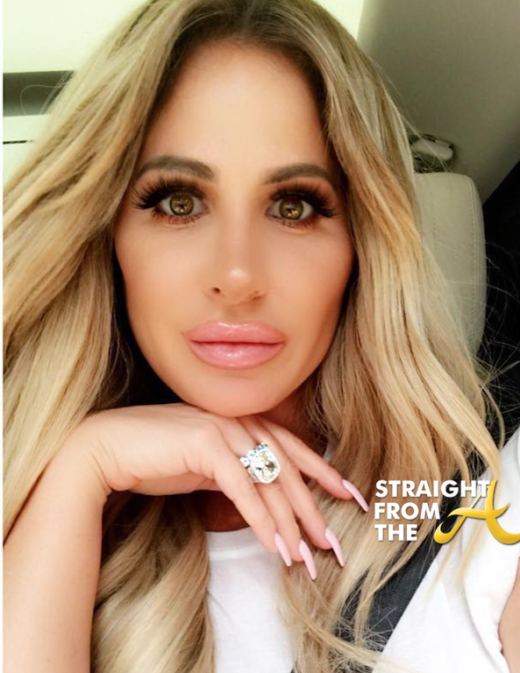 If You Care: Kim Zolciak-Biermann Announces Part-Time #RHOA Return…