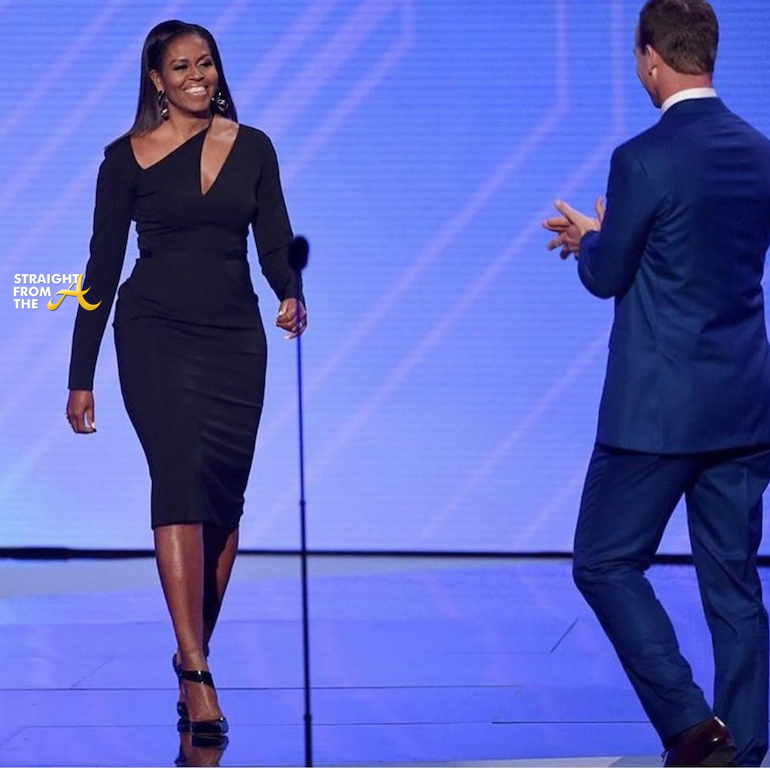 Michelle Obama Espy Quad Webb Lunceford Photos Of