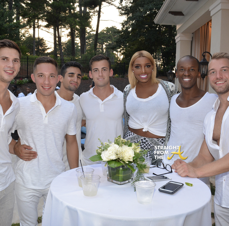 Nene Leakes All White Party 2017 - Straight From The A ...