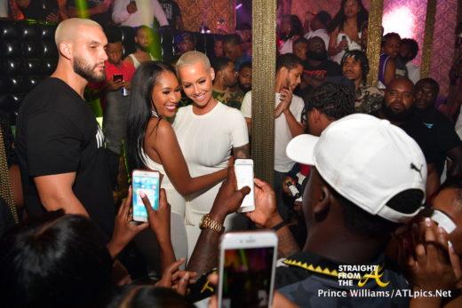 40372342db2b Club Shots: Amber Rose, 21 Savage & Migos Party in Atlanta… (PHOTOS ...