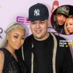 Rob Kardashian Blasts T.I. About Threesomes w/Blac Chyna + Tiny Responds…