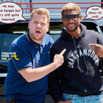 Usher Makes First 'Post Herpes' Appearance in James Corden's Carpool Karaoke… (VIDEO)