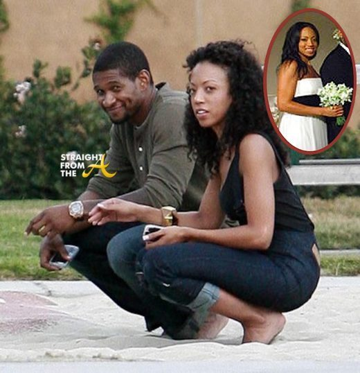 WAIT… WHAT?!? Woman Who Sued Usher For Giving Her Herpes Was Bridesmaid in His Wedding… (EXCLUSIVE DETAILS)
