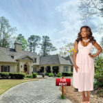 FOR RENT: Ex 'Housewife' Phaedra Parks' Lists Luxurious Buckhead Mansion for $10,000/Month… (PHOTOS)