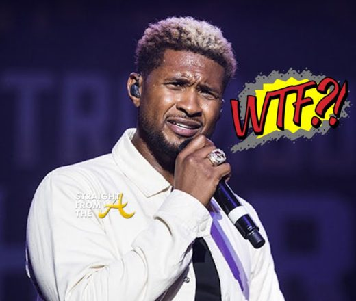 STD Controversy! Usher's New Accuser Wants $20 Million After Testing Positive for Herpes…