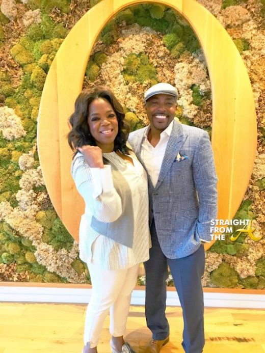 Bye Tyler! Super Producer Will Packer Inks Deal With Oprah's 'OWN'!