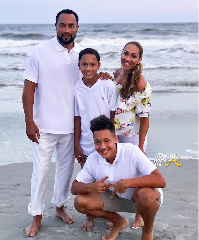 Chuck Mynique Smith and Family 2017