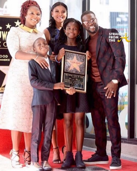 Open Post: Blended Family Drama! Kevin Hart Responds to Eniko & Torrei's Online Battle… (VIDEO)