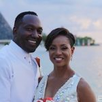 Wedding Pics: MC Lyte Marries Online Love in Jamaica… (PHOTOS)