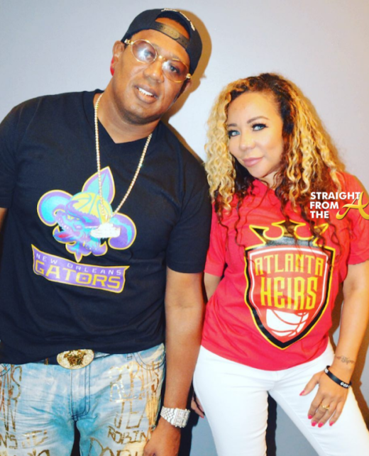 Boss Moves! Tiny Harris & Master P.'s Global Mixed Gender Basketball Teams To Face Off In Vegas…