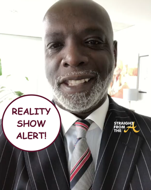Reality Show Alert! Peter Thomas Lands #RHOA Spin-Off…