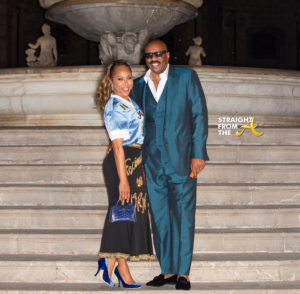New Old News Steve Harvey S Wife Marjorie Tied To Two Drug Rings Straight From The A Sfta