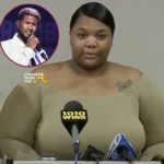 Usher's Herpes Accuser, Quantasia Sharpton, Speaks at Press Conference… (FULL VIDEO)