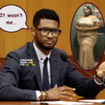 Quantasia Sharpton (Usher's Accuser) Says She's Getting Death Threats…
