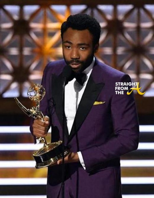 Donald Glover Makes History With #AtlantaFX Emmys Win… (VIDEO)