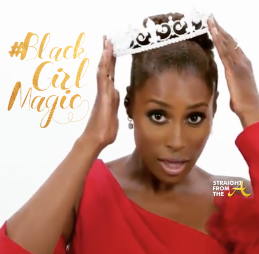 Quick Quotes: #InsecureHBO's Issa Rae Roots For 'Everybody Black'… (VIDEO)