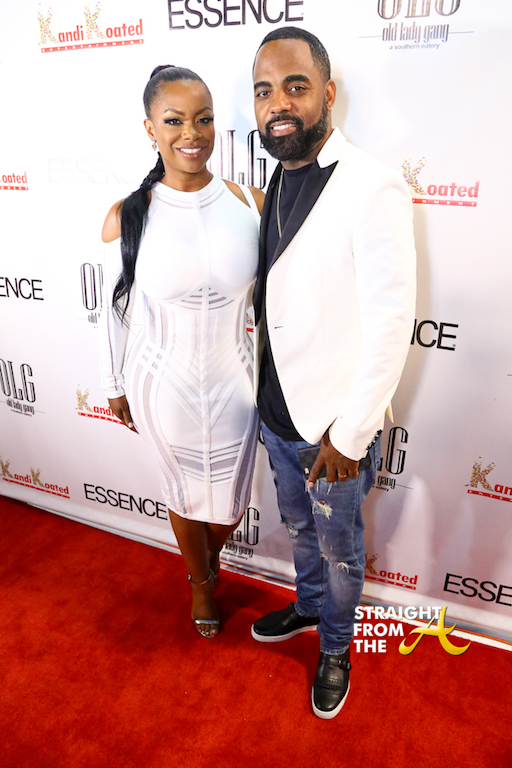 Atlanta Celebs Attend Celebration for #RHOA Kandi Burruss' 1st Essence Cover… (PHOTOS + DETAILS)