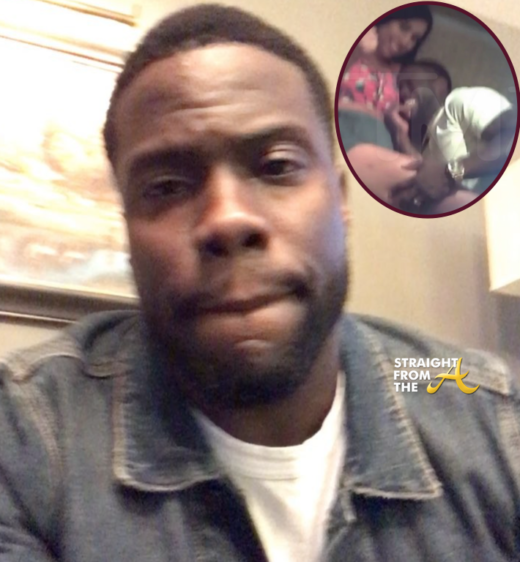 Kevin Hart Issues Public 'Apology' For Latest Cheating Scandal + Extortionist Reveals Motives… (VIDEO)