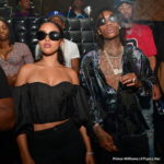 Boo'd Up: Wiz Khalifa Parties With Latest Girlfriend in Atlanta… (PHOTOS)