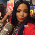#LHHATL's Rasheeda Wants You To Believe She Left Kirk Frost…  (VIDEO)