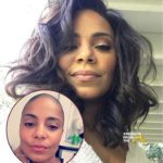 Hair Today, Gone Tomorrow! Sanaa Lathan Shaves Head For New Role… (PHOTOS + VIDEO)