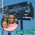 Tiny Loves Tip! Xscape Star Professes Love On Massive Atlanta Billboard… (PHOTOS)