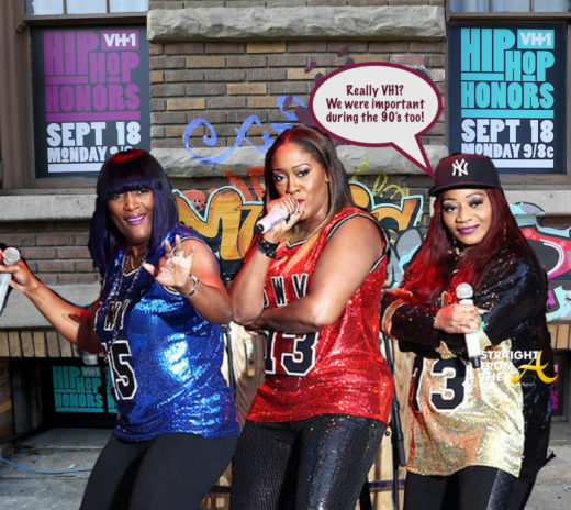 Quick Quotes: LeLee Lyons of SWV Addresses VH1 #HipHopHonors Snub…