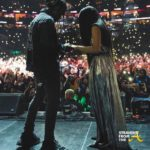 "She Said ""YES!"" Offset Proposes to Cardi B Onstage + Check Out Her Ring!! (PHOTOS)"