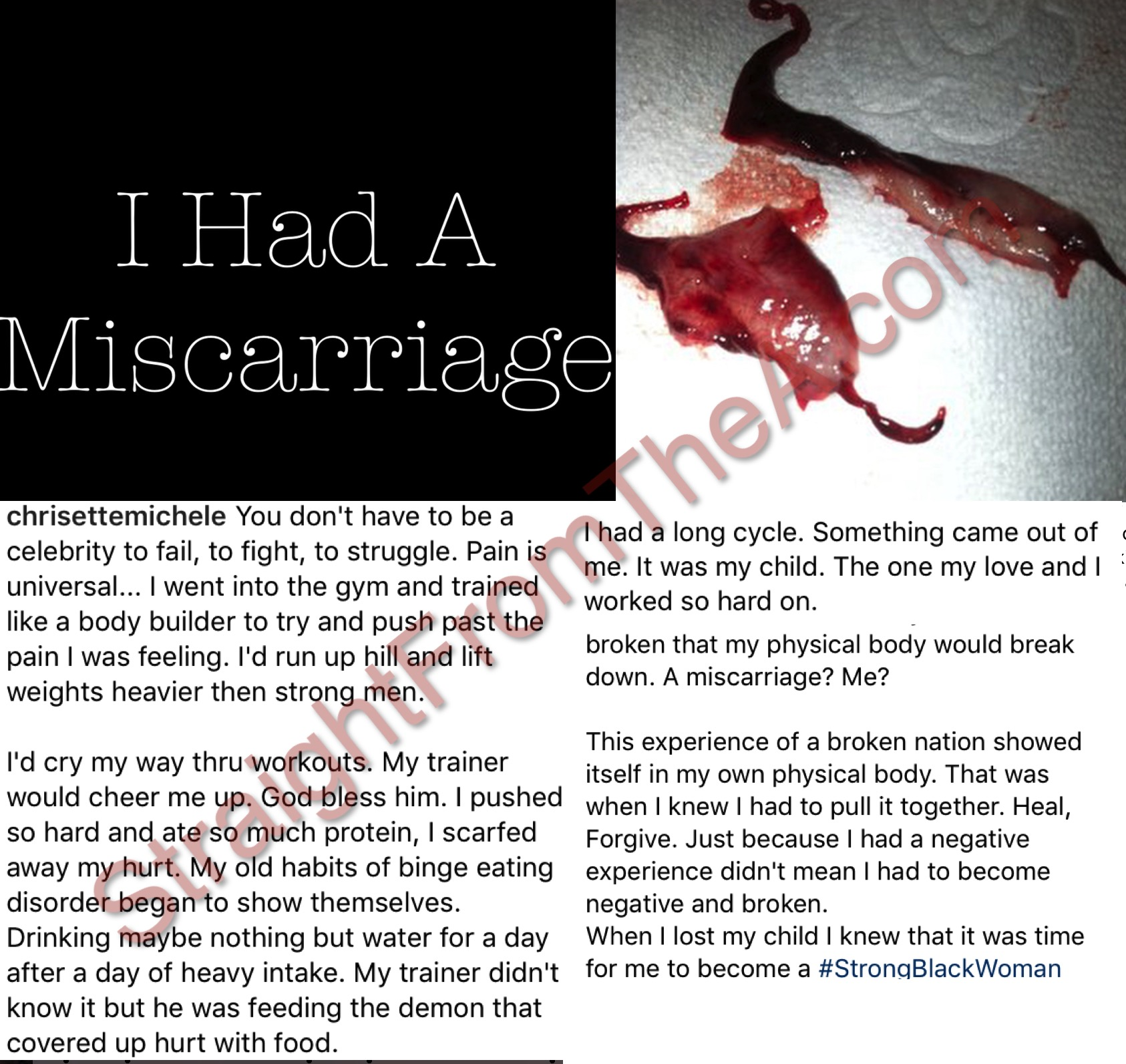 Fake how miscarriage to a How to