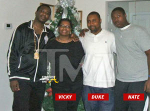 Gucci Mane's Brother Claims He and Mom Weren't Invited To